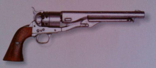 S&W Pistol 1869 #1008/N