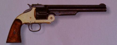 S&W Pistol 1869 #1008/L