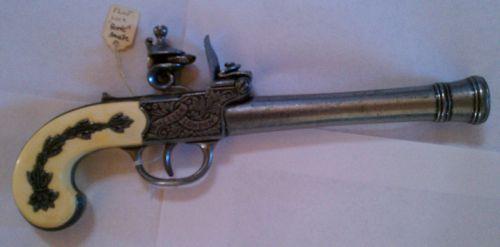 Flintlock Pistol #1042