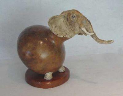 Gourd Elephant