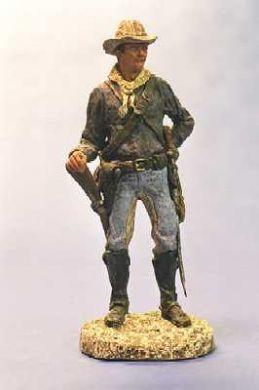 Private - U. S. Cavalry