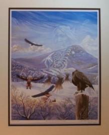 Spirit of the Mountain Eagle