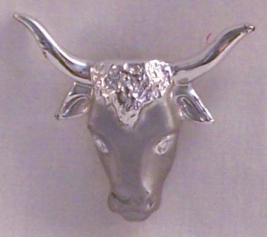 Cow's Head Pin