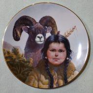 Noble Companions Plate