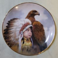 Protector of the Plains Plate