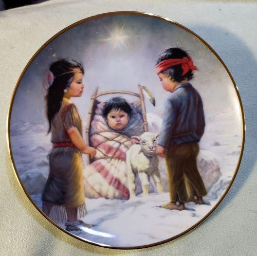 Shining Star Plate