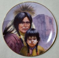 The Cheyenne Nation Plate