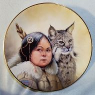 Winter Scouts Plate