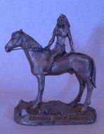 Native on Horseback #766